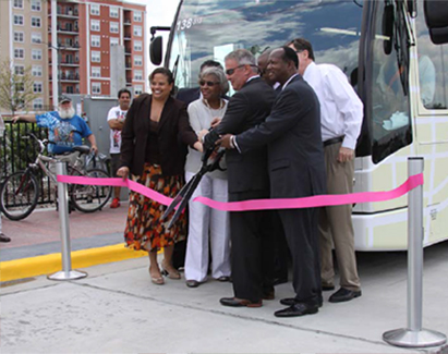 LYNX LYMMO Bus Rapid Transit System Expansion Related Project